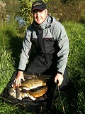 Adam Smith with his 16lb 5oz winning weight